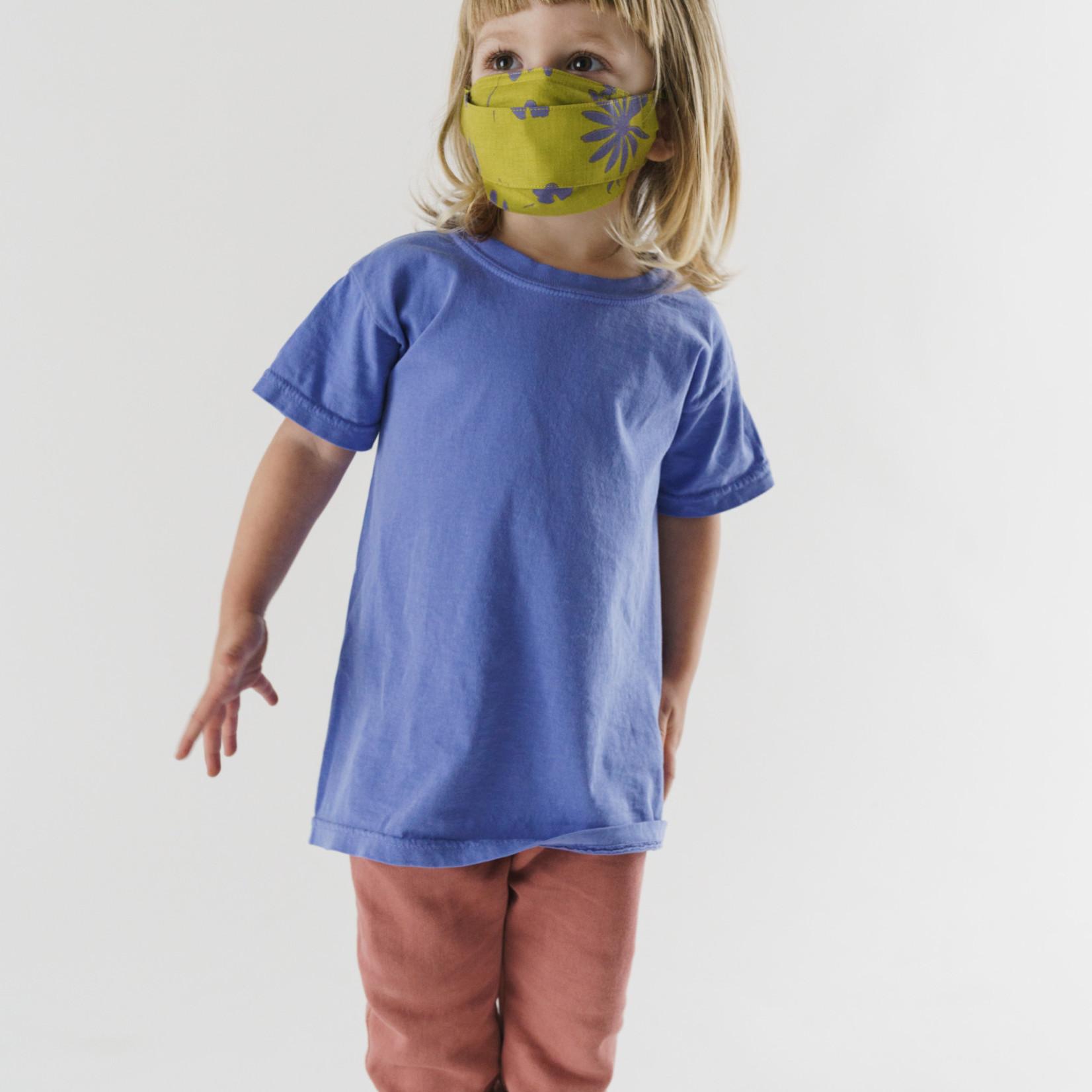 Baggu Baggu Kids' Fabric Mask Set of 3 - Loop Floral Sun Prints