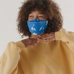 Baggu Baggu Fabric Mask Floral Sun Prints Set of 3 - Loop