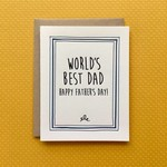 Lucky Bee Press Lucky Bee World's Best Dad