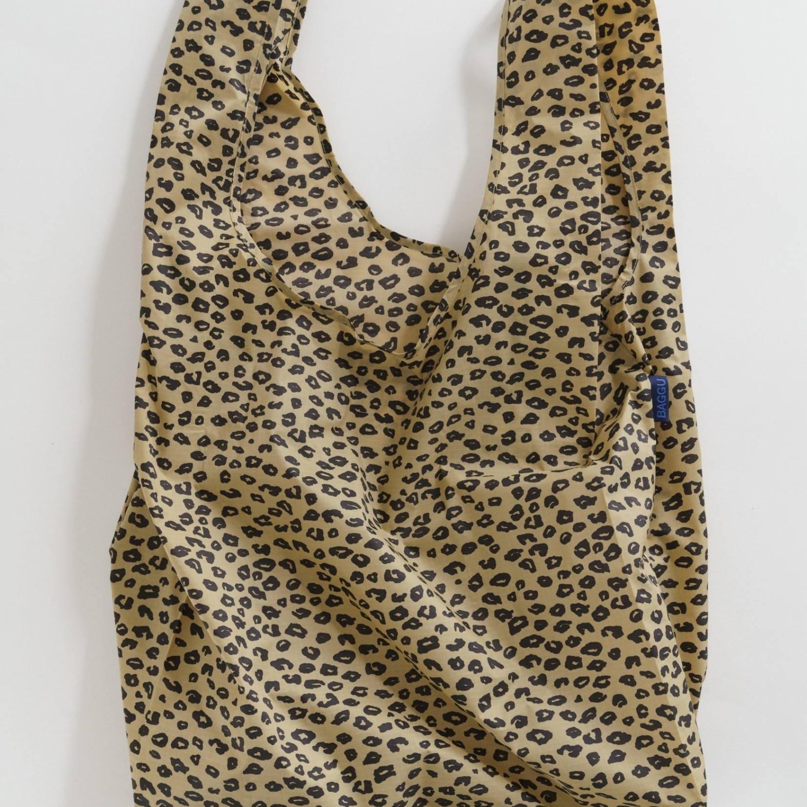 Baggu Baggu Reusable Bag Big Honey Leopard