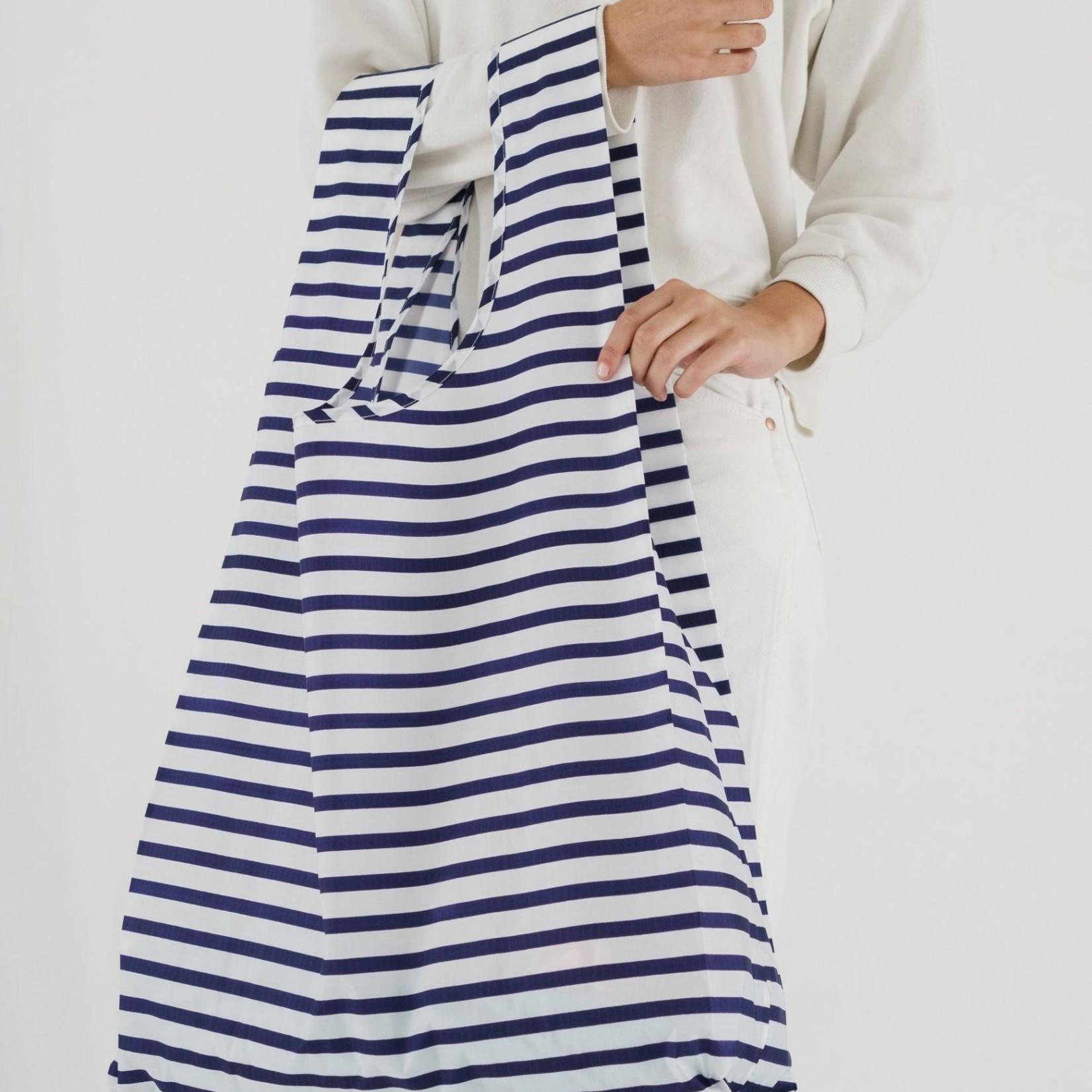 Baggu Baggu Reusable Bag Big Sailor Stripe