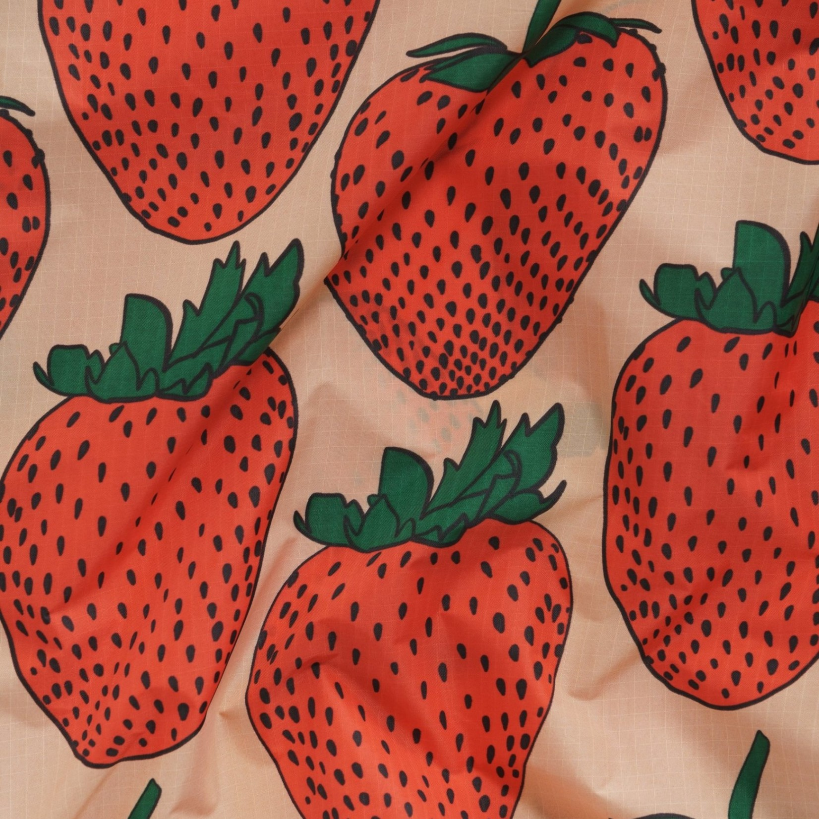 Baggu Baggu Reusable Bag Big Strawberry