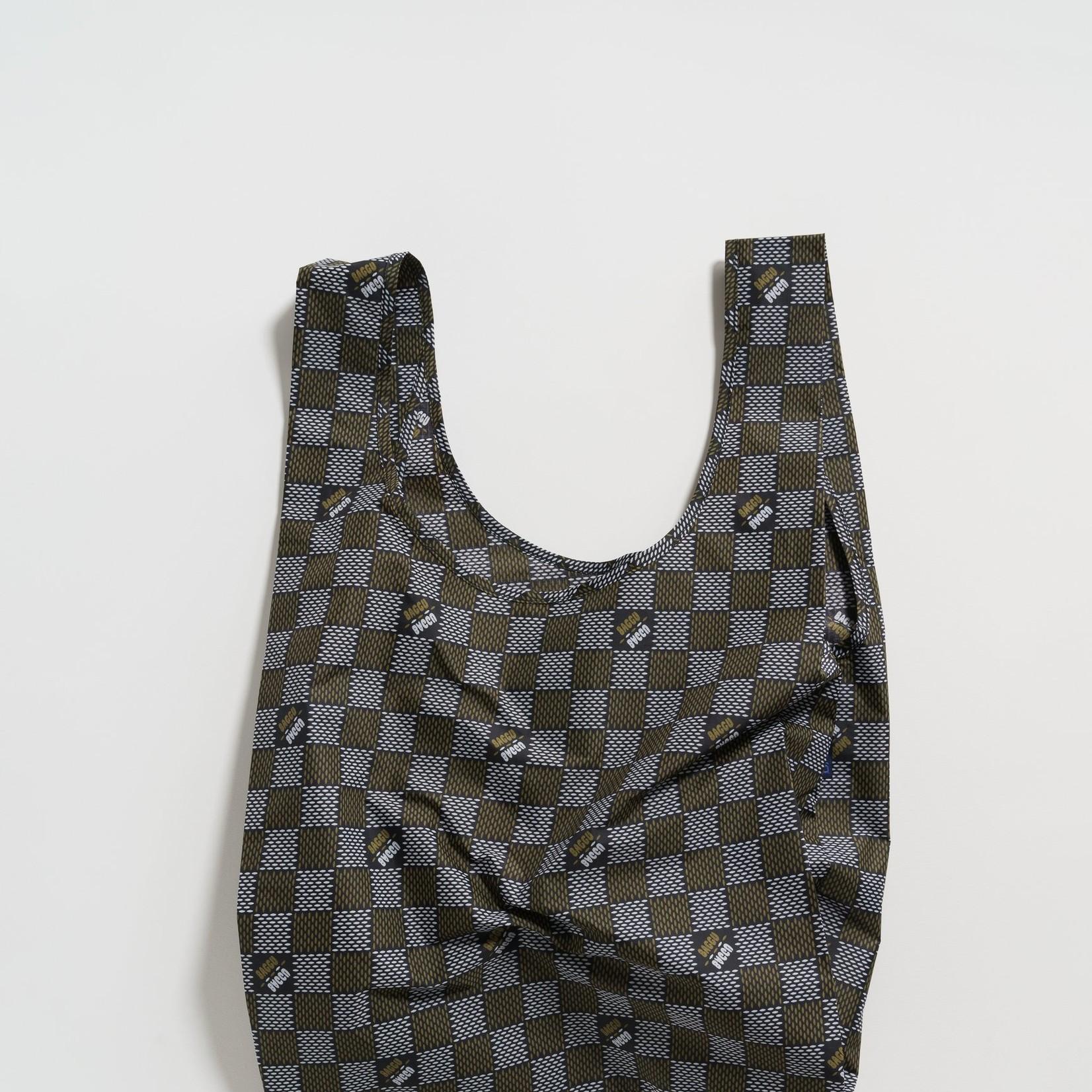 Baggu Baggu Reusable Bag Standard Woven Check