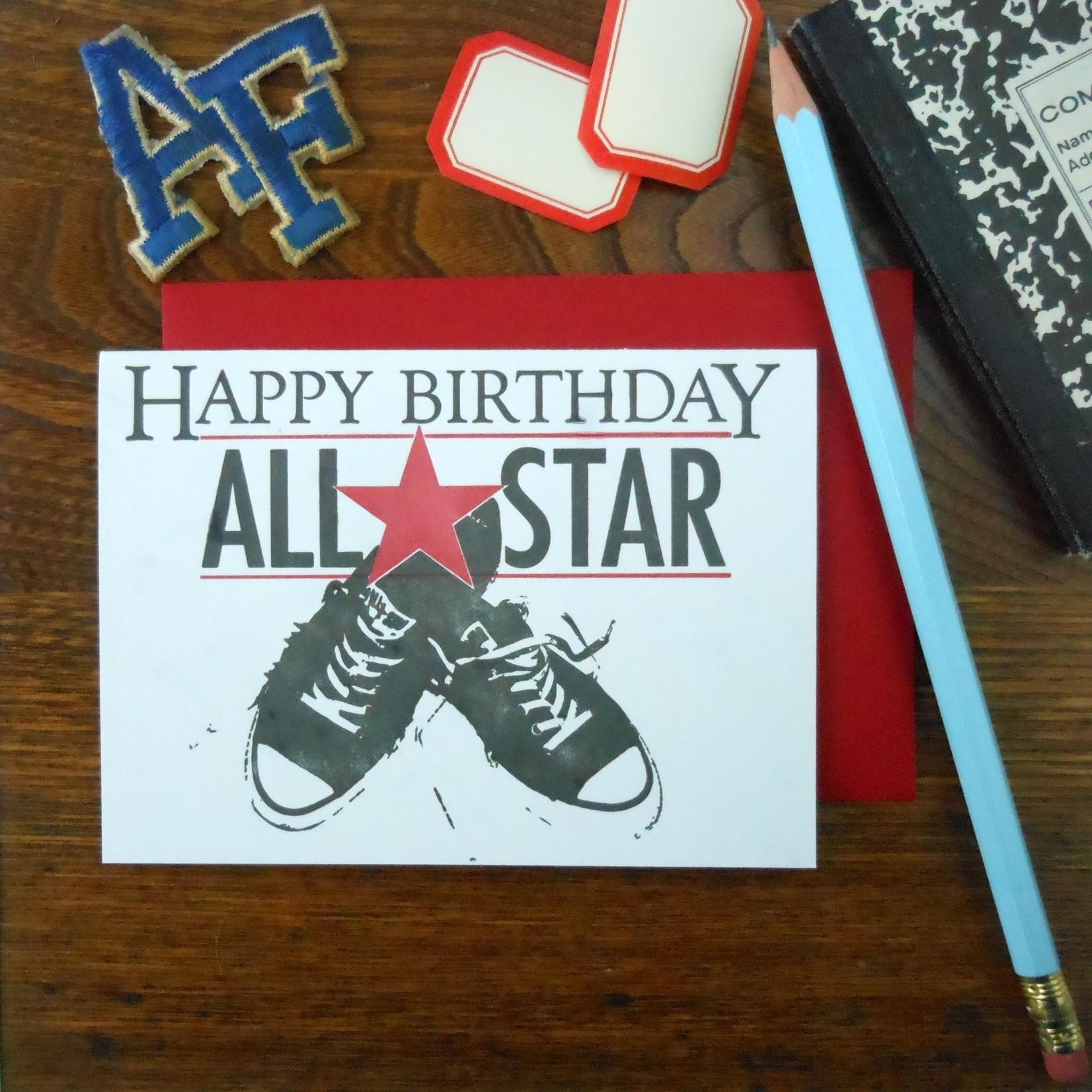 a. favorite design a. favorite design Birthday All Star Birthday