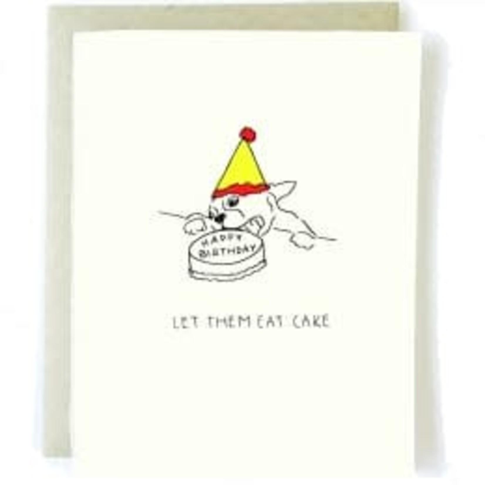 Pop + Paper Pop & Paper Let Them Eat Cake