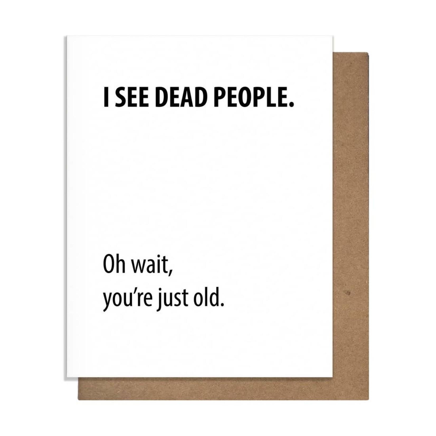 Pretty Alright Dead People