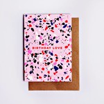 The Completist The Completist Terrazzo Birthday Love