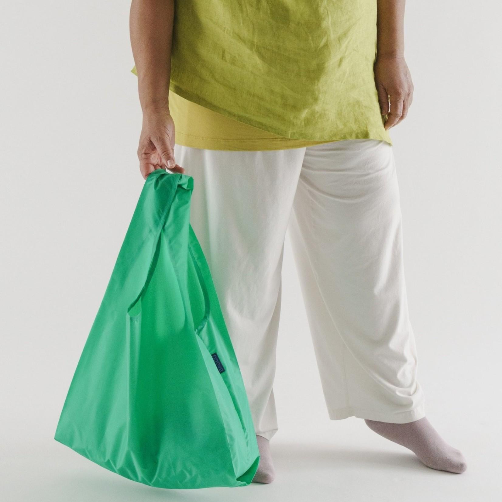 Baggu Baggu Reusable Bag Standard Green Agate