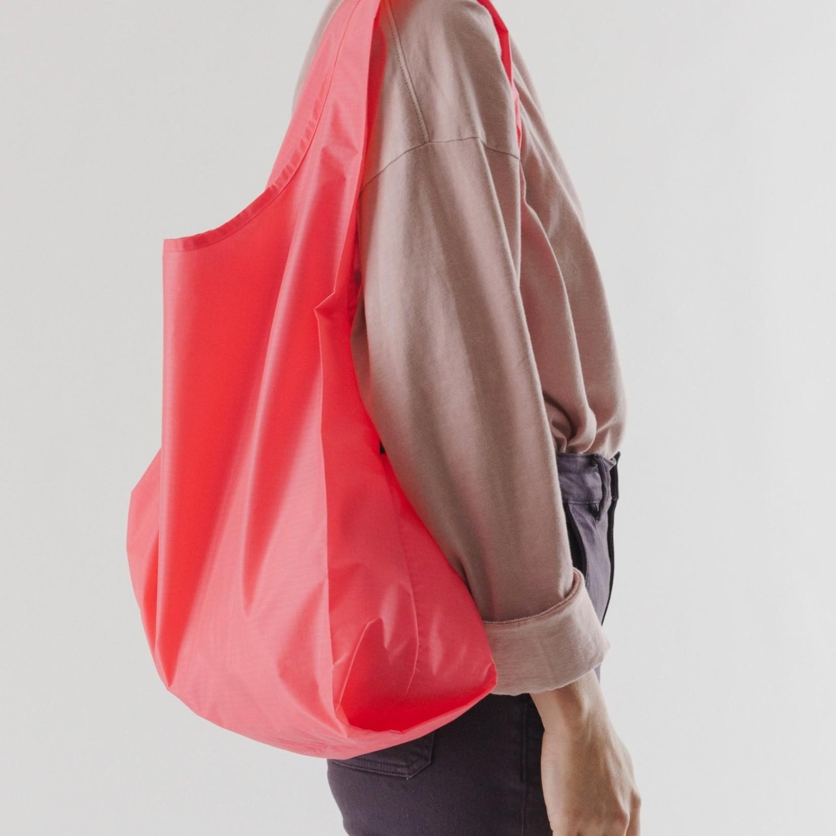 Baggu Baggu Reusable Bag Standard Watermelon Pink