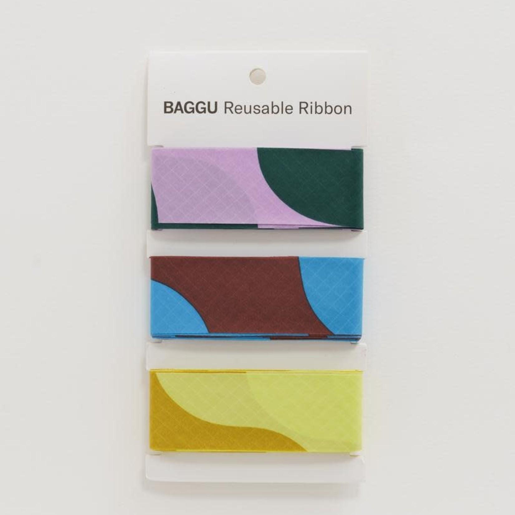 Baggu Baggu Reusable Ribbon Wavy Stripes