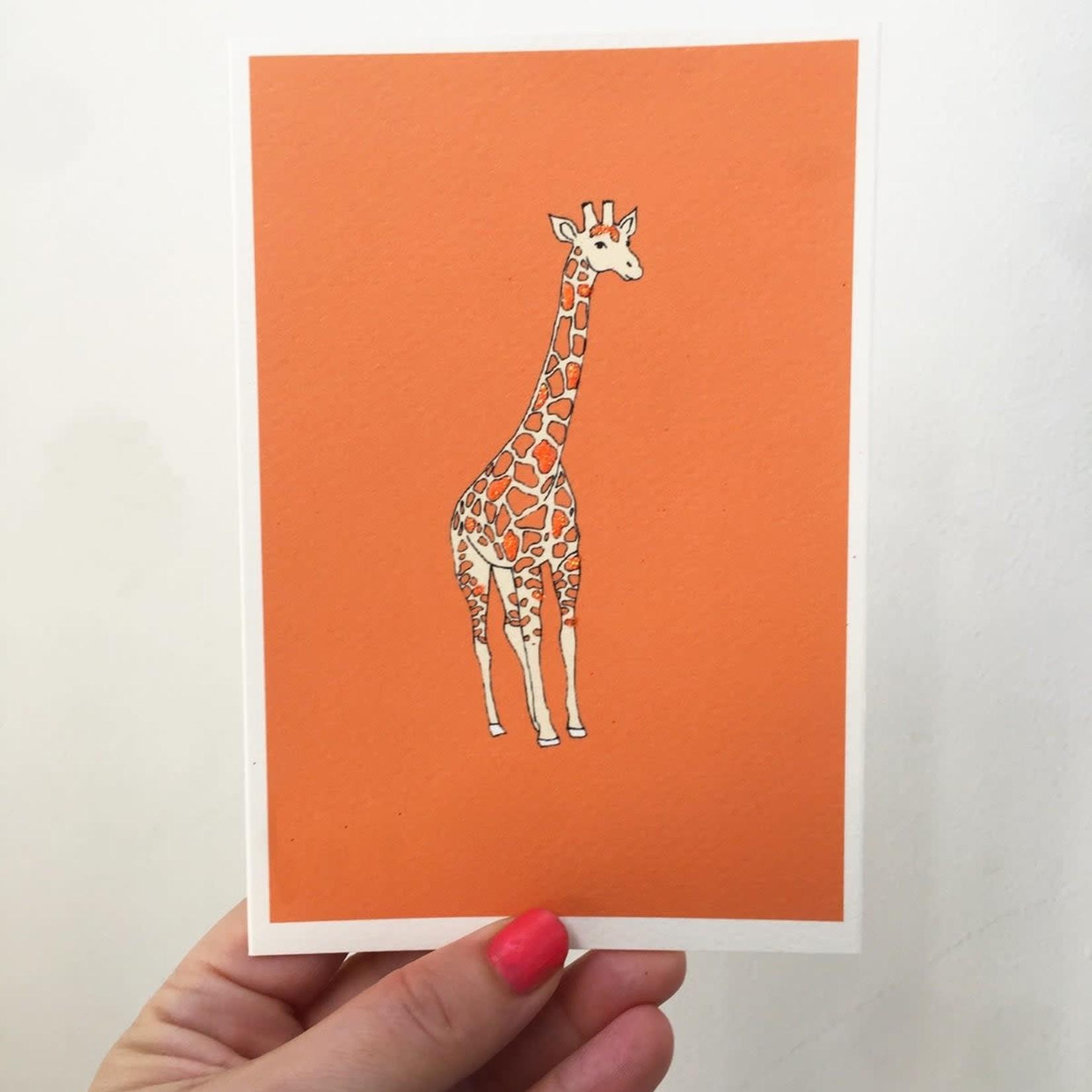 Rosie Wonders Stationery Giraffe