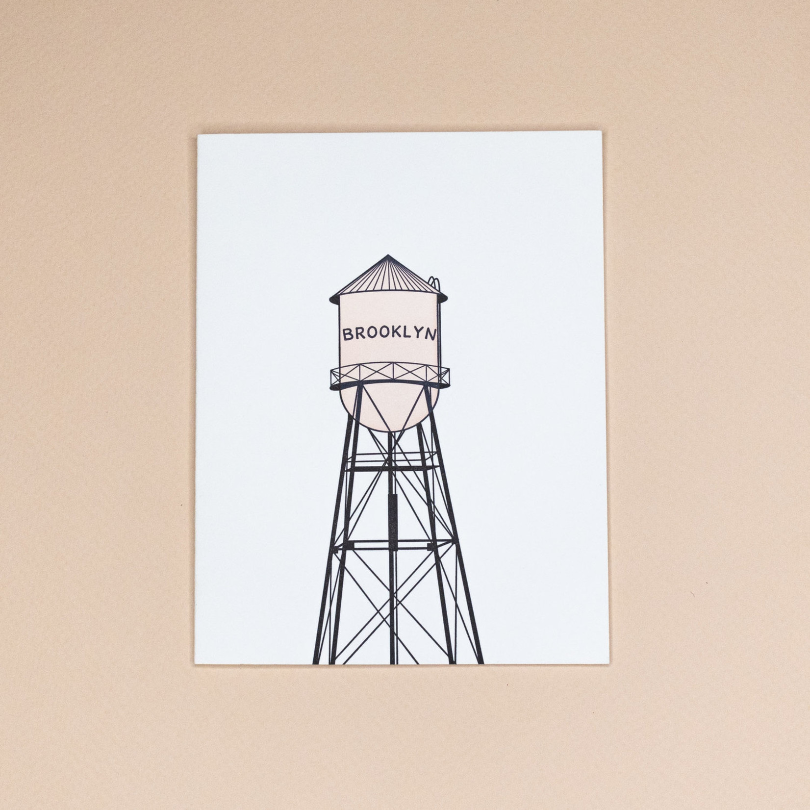 Quick Brown Fox Quick Brown Fox Stationery Brooklyn Watertower