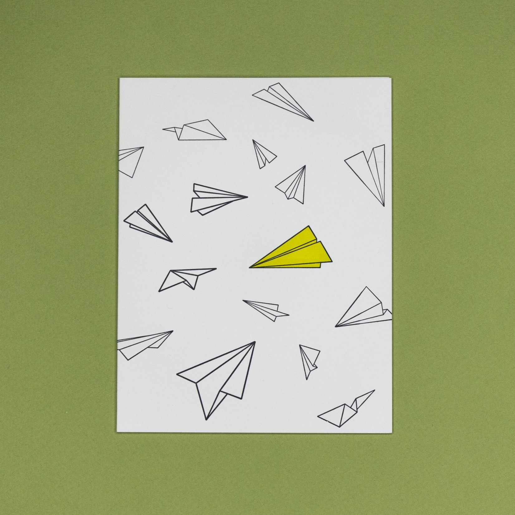 Quick Brown Fox Quick Brown Fox Stationery Paper Planes