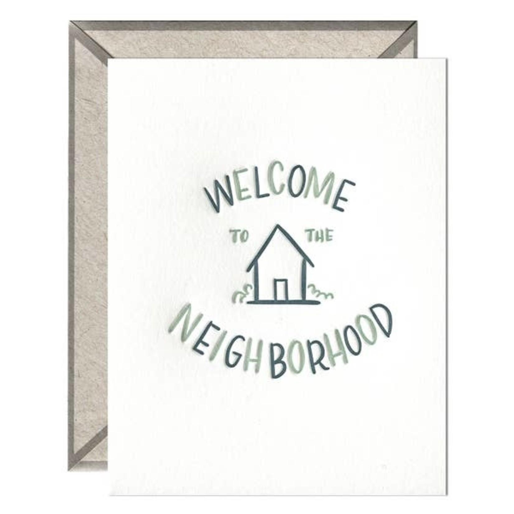 Ink Meets Paper Ink Meets Paper Welcome to the Neighborhood