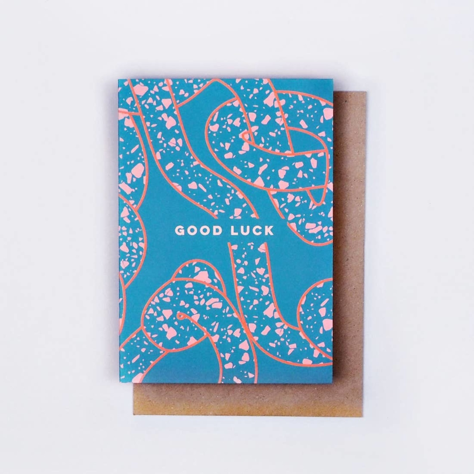 The Completist The Completist Good Luck Terrazzo Ropes