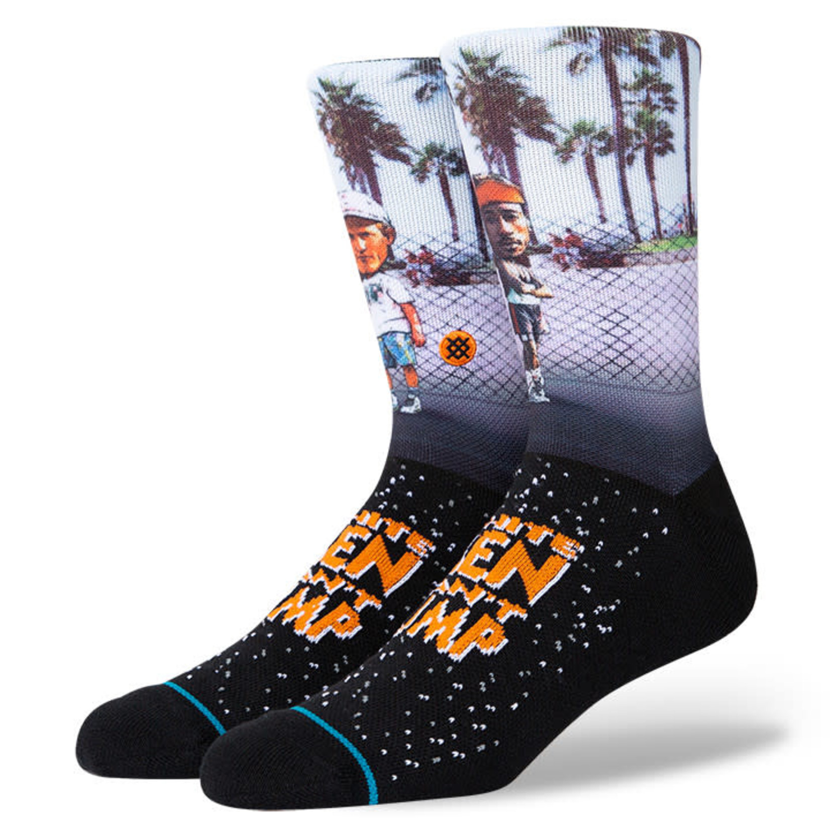 Stance Stance Mens Sock Sid And Billy L (9-13)