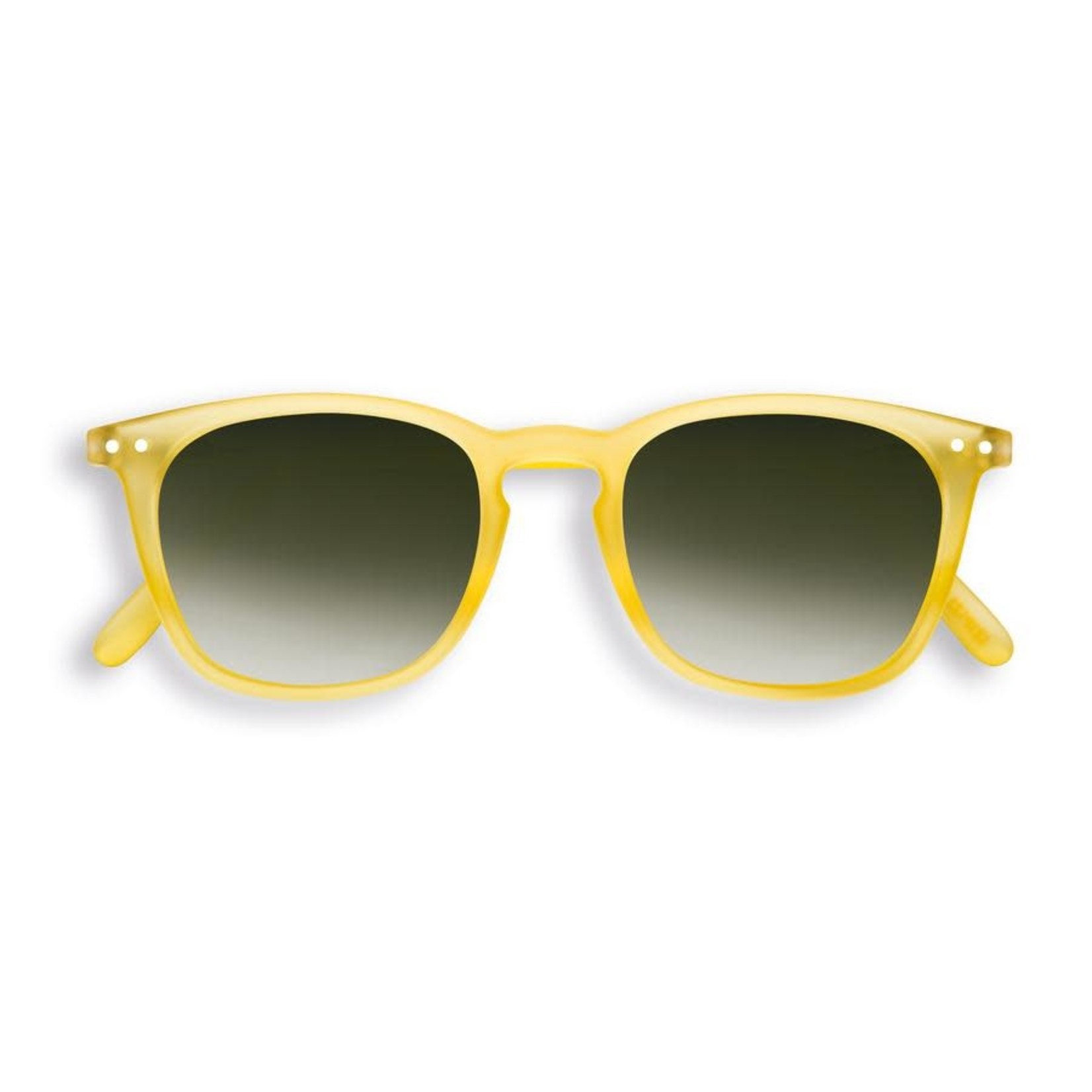 IZIPIZI IZIPIZI Sun E Trapeze Yellow Crystal