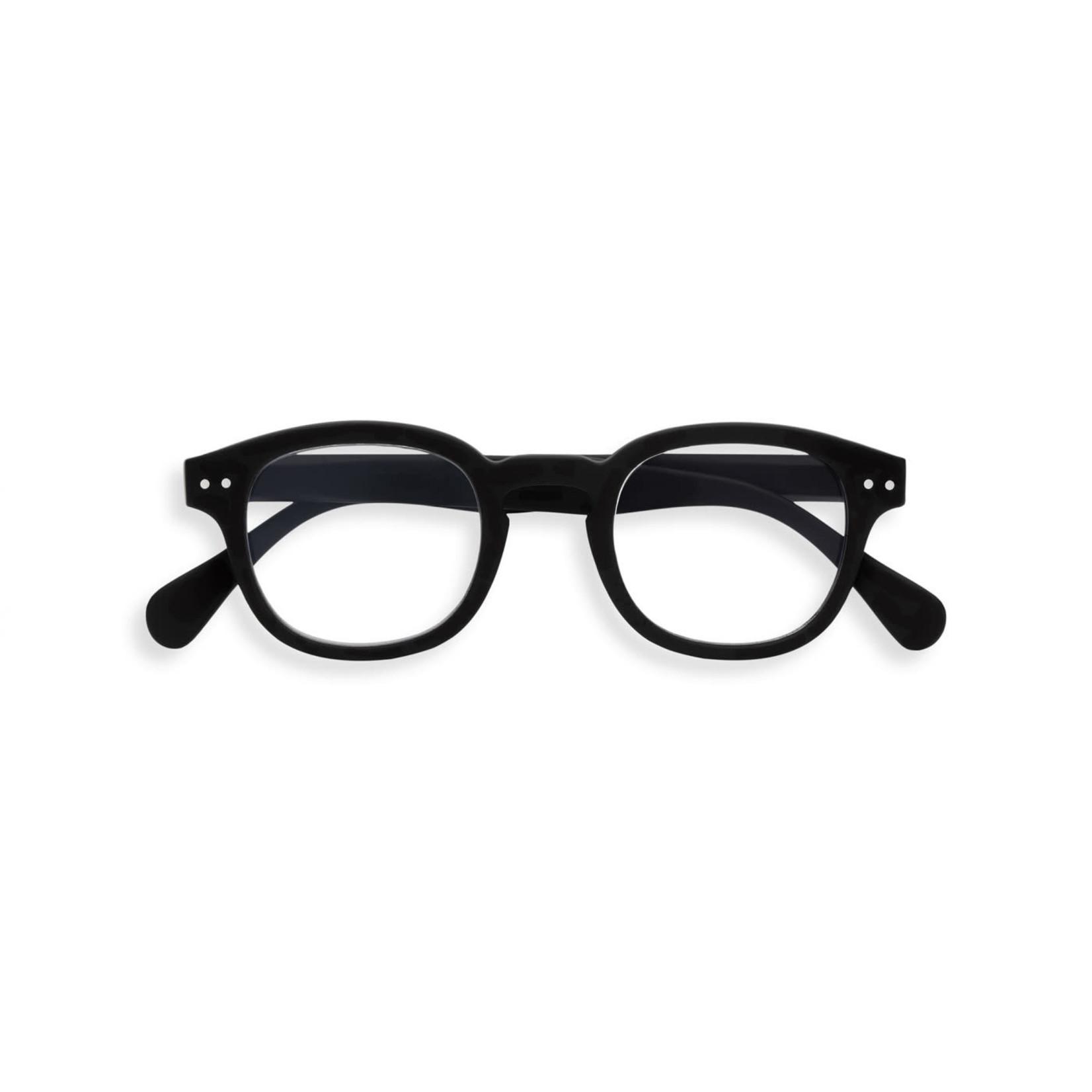 IZIPIZI Izipizi Screen Glasses C Retro  Black
