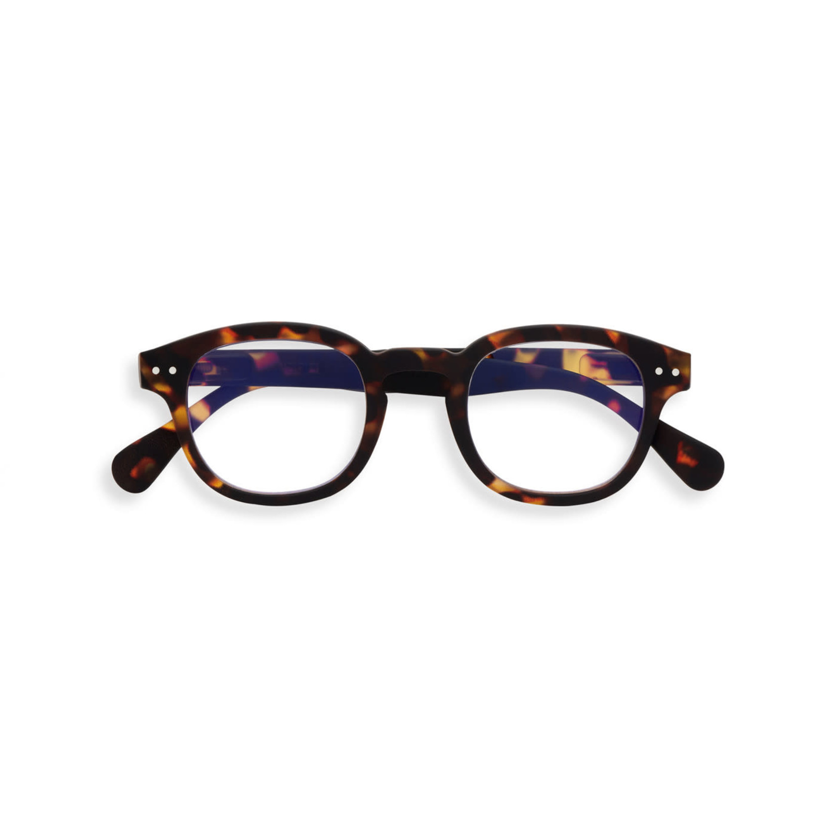 IZIPIZI Izipizi Screen Glasses C Retro  Tortoise