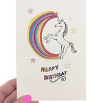 Rosie Wonders Birthday Unicorn Stars