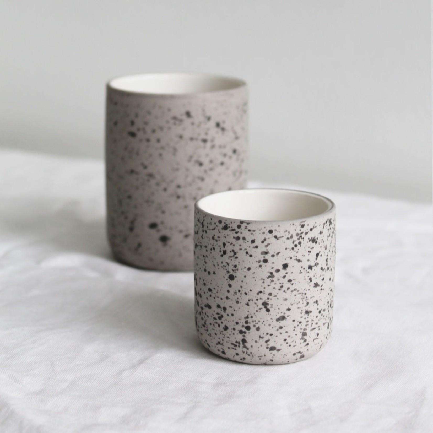 Archive Studio Archive Studio Handmade Espresso Cup Speckled