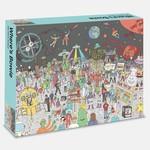 Rizzoli 500 Piece Where's Bowie Jigsaw Puzzle