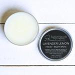 Treefort Naturals Treefort Naturals Hand & Body Balm Lavender Lemon