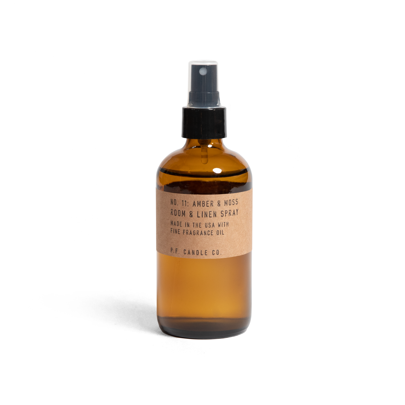 P.F. Candle Co. P.F. Candle  Amber & Moss Room Spray 7.75oz