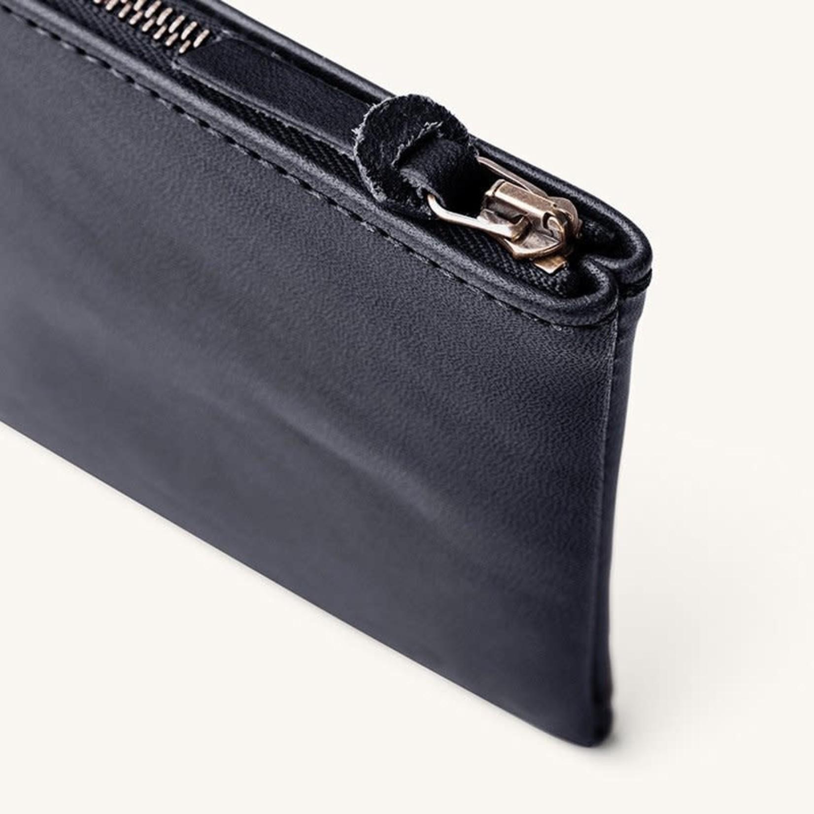 Tanner Goods Tanner Goods  Universal Zip Wallet Black