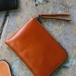 Tanner Goods Tanner Goods  Universal Zip Wallet British Tan