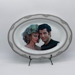 Camp Mercantile Camp Mercantile Danny & Sandy (Grease) Plate Special Edition