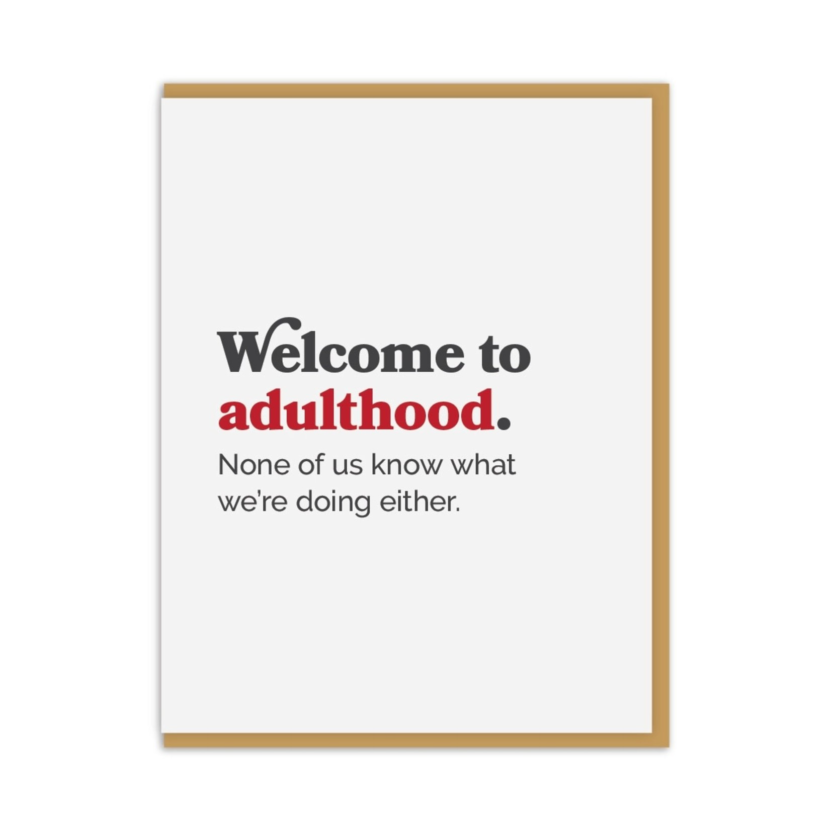 Spacepig Press Spacepig Press Welcome to adulthood
