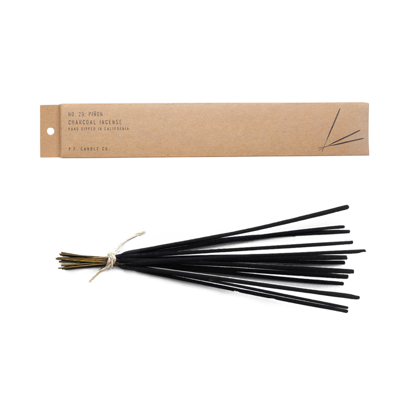 P.F. Candle Co. P.F. Candle Incense PINON