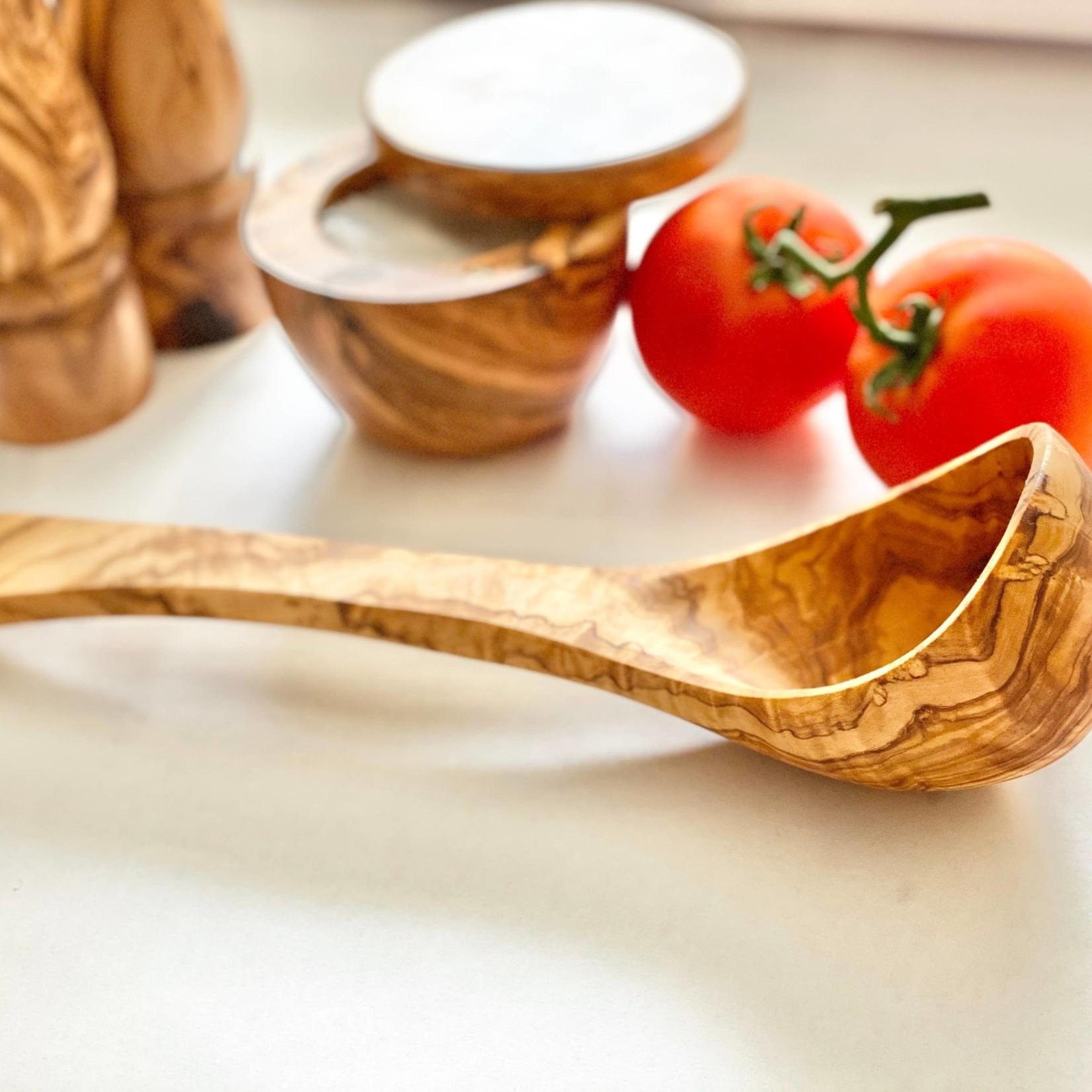 Natural OliveWood Natural OliveWood Ladle