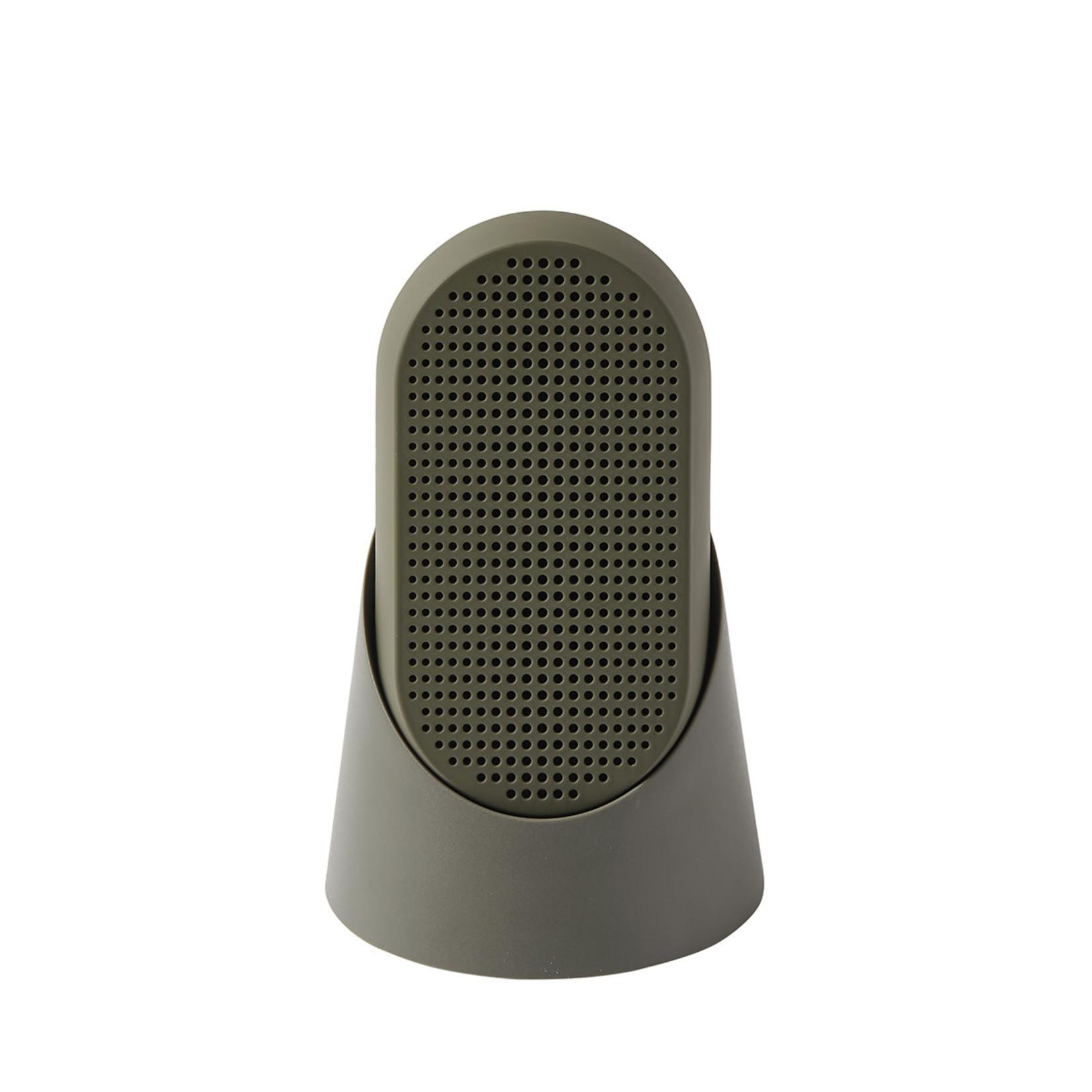 Lexon Lexon Mino T Khaki Water Resistant Bluetooth Speaker