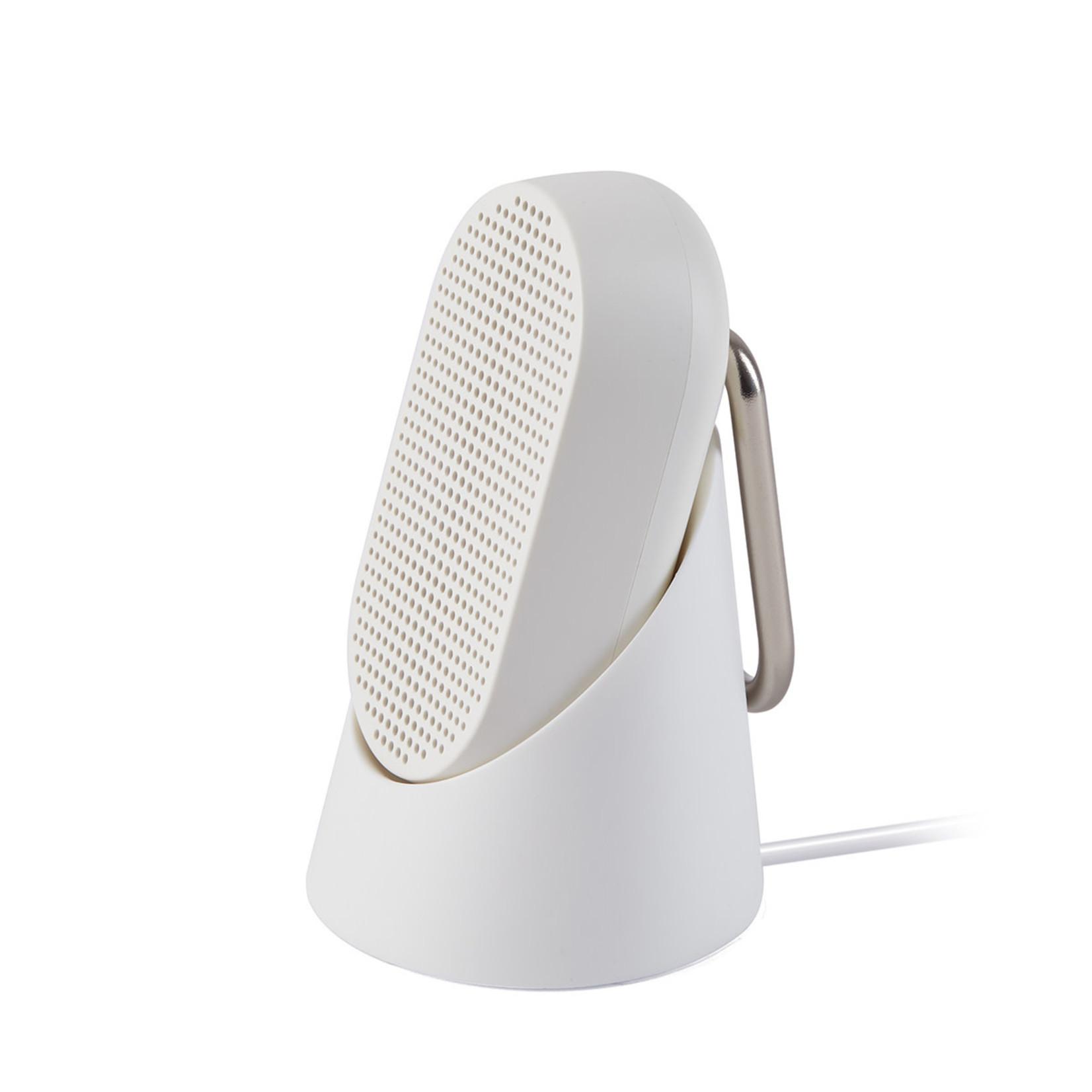 Lexon Lexon Mino T  Matte White Water Resistant Bluetooth Speaker