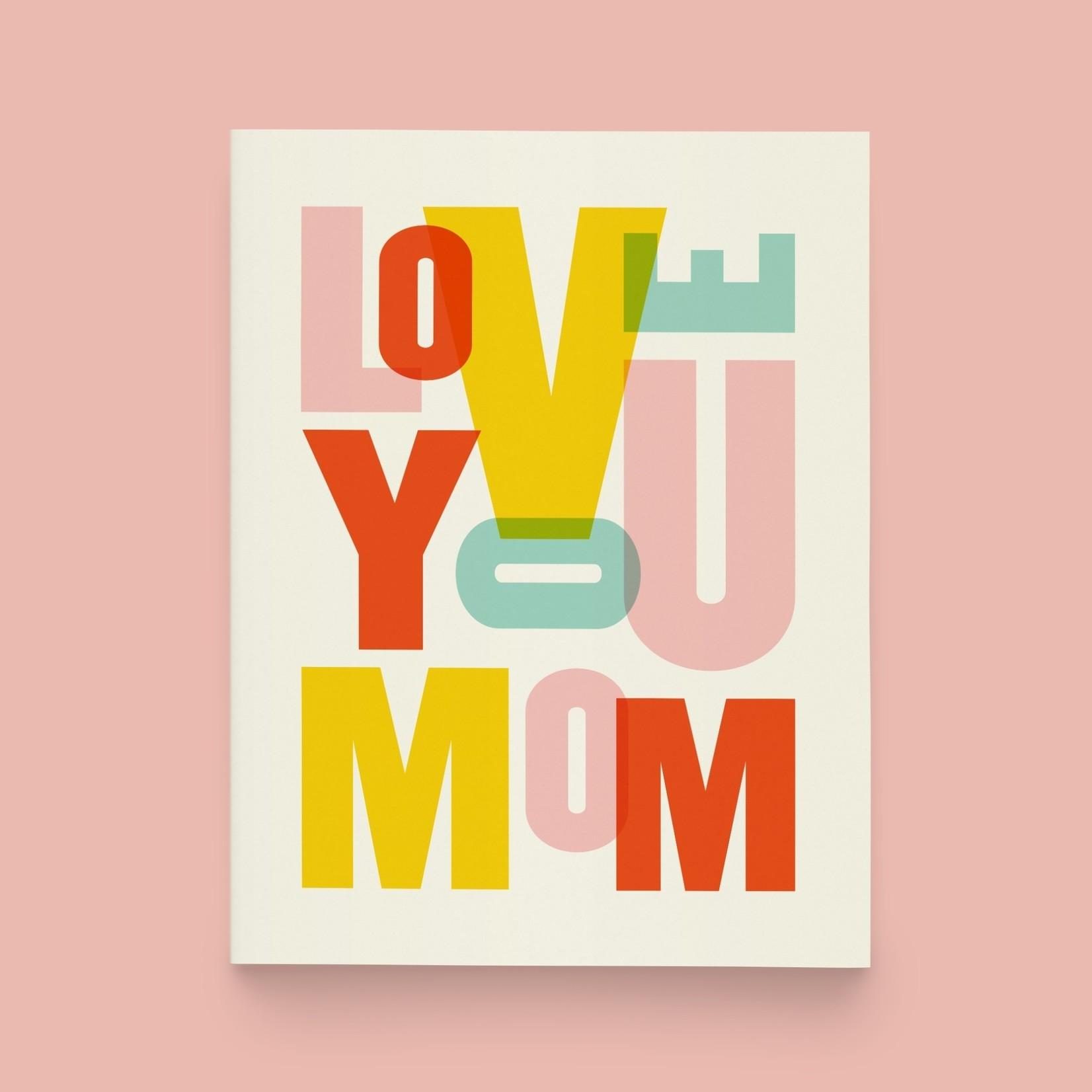Paper & Stuff Paper & Stuff Love You Mom