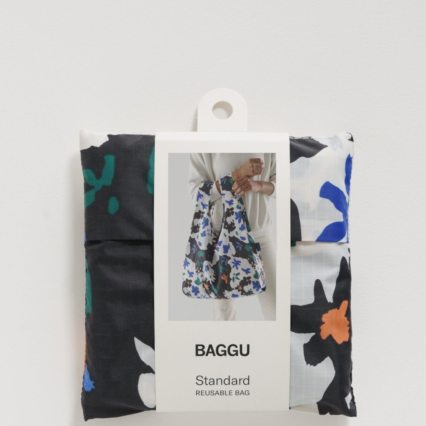 Baggu Baggu Reusable Bag Standard - Flowers Litho Floral
