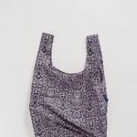 Baggu Baggu Reusable Bag Standard Pink Snakeskin