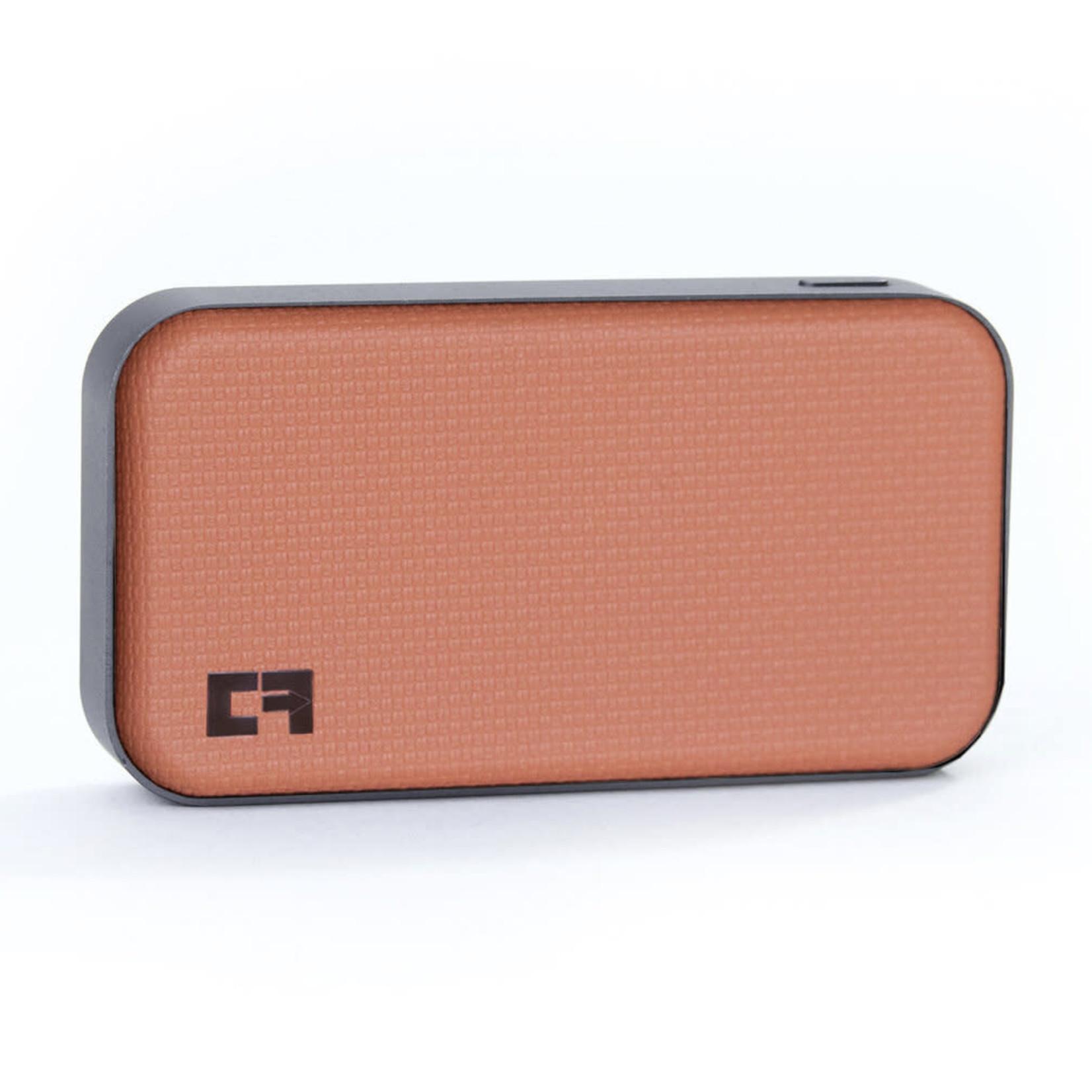 Capture Flow Capture Flow Mighty Sound Speaker Pop Orange