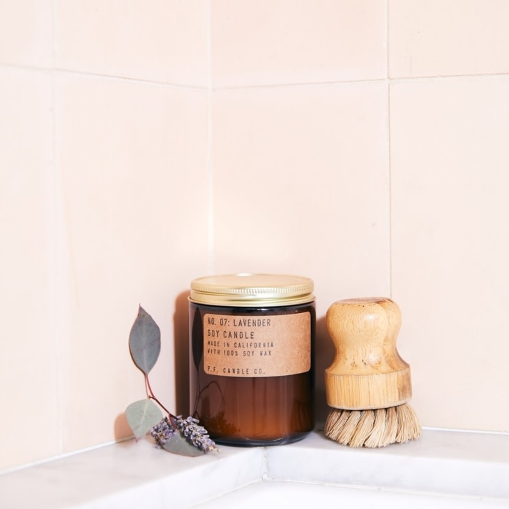 P.F. Candle Co. P.F. Soy Candle 7.2oz *Vault Release* Lavender