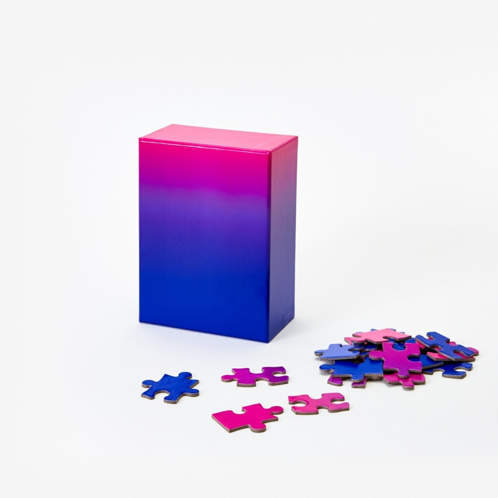 Areaware Areaware Gradient Puzzle Small Blue/Pink