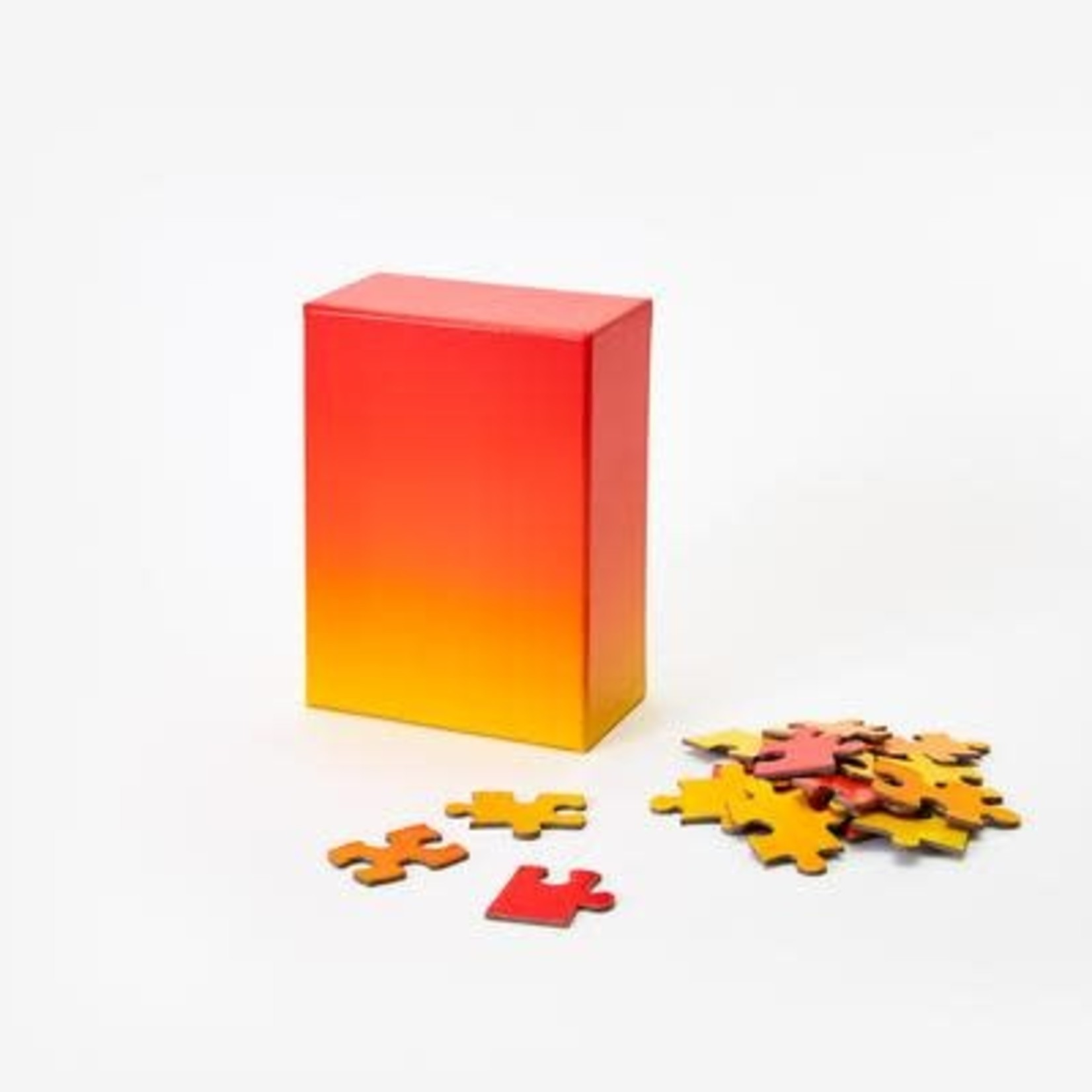 Areaware Areaware Gradient Puzzle Small Red/Yellow