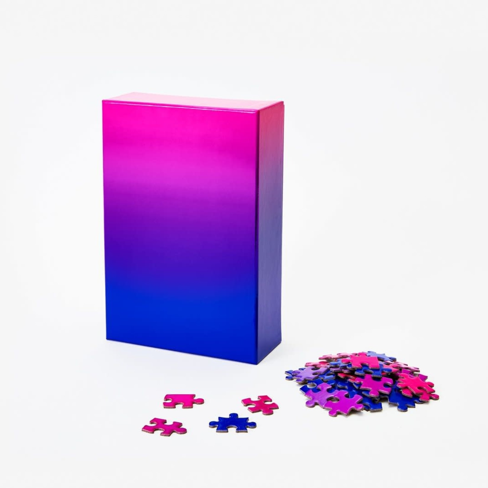 Areaware Areaware Gradient Puzzle Original Blue/Pink