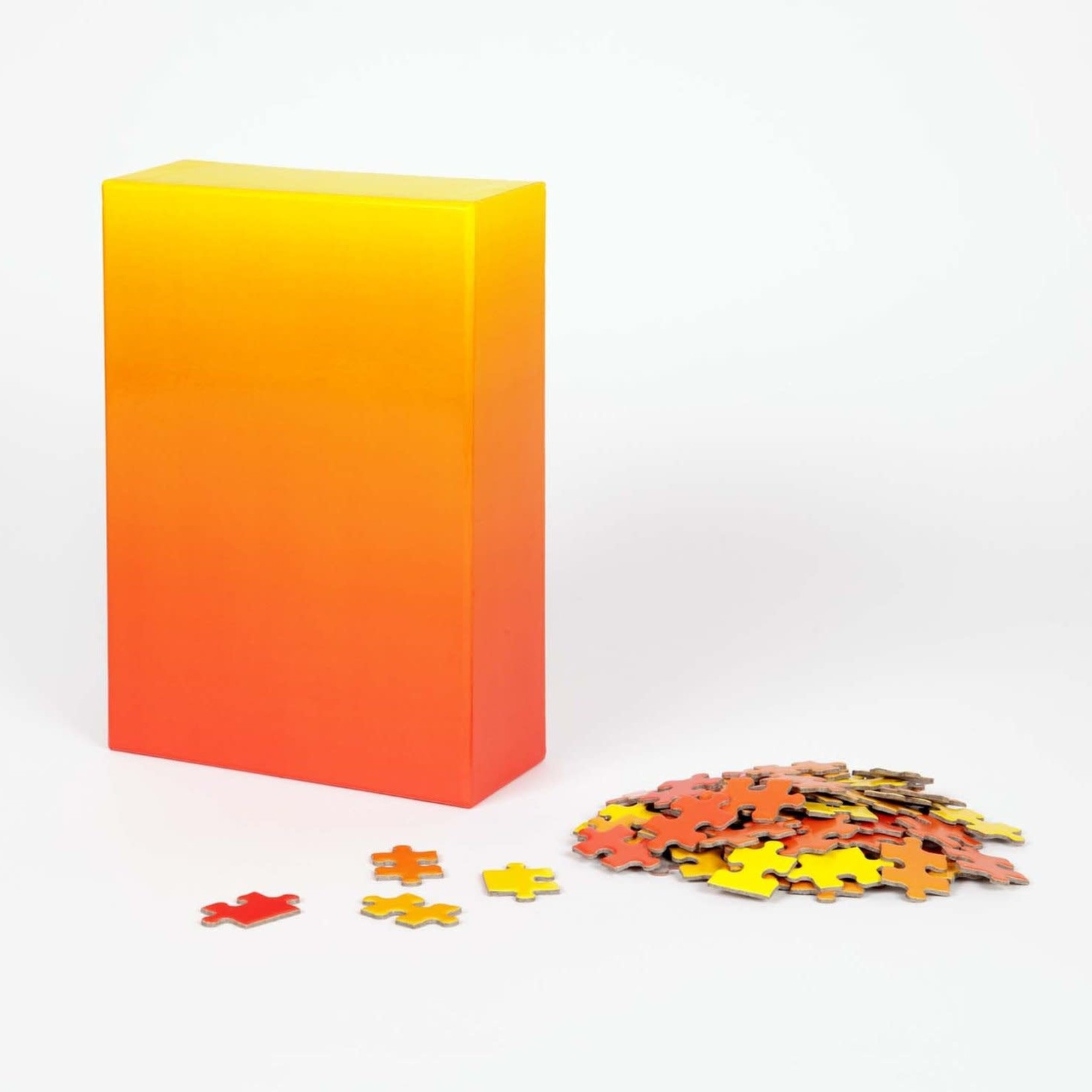 Areaware Areaware Gradient Puzzle Original Red/Yellow