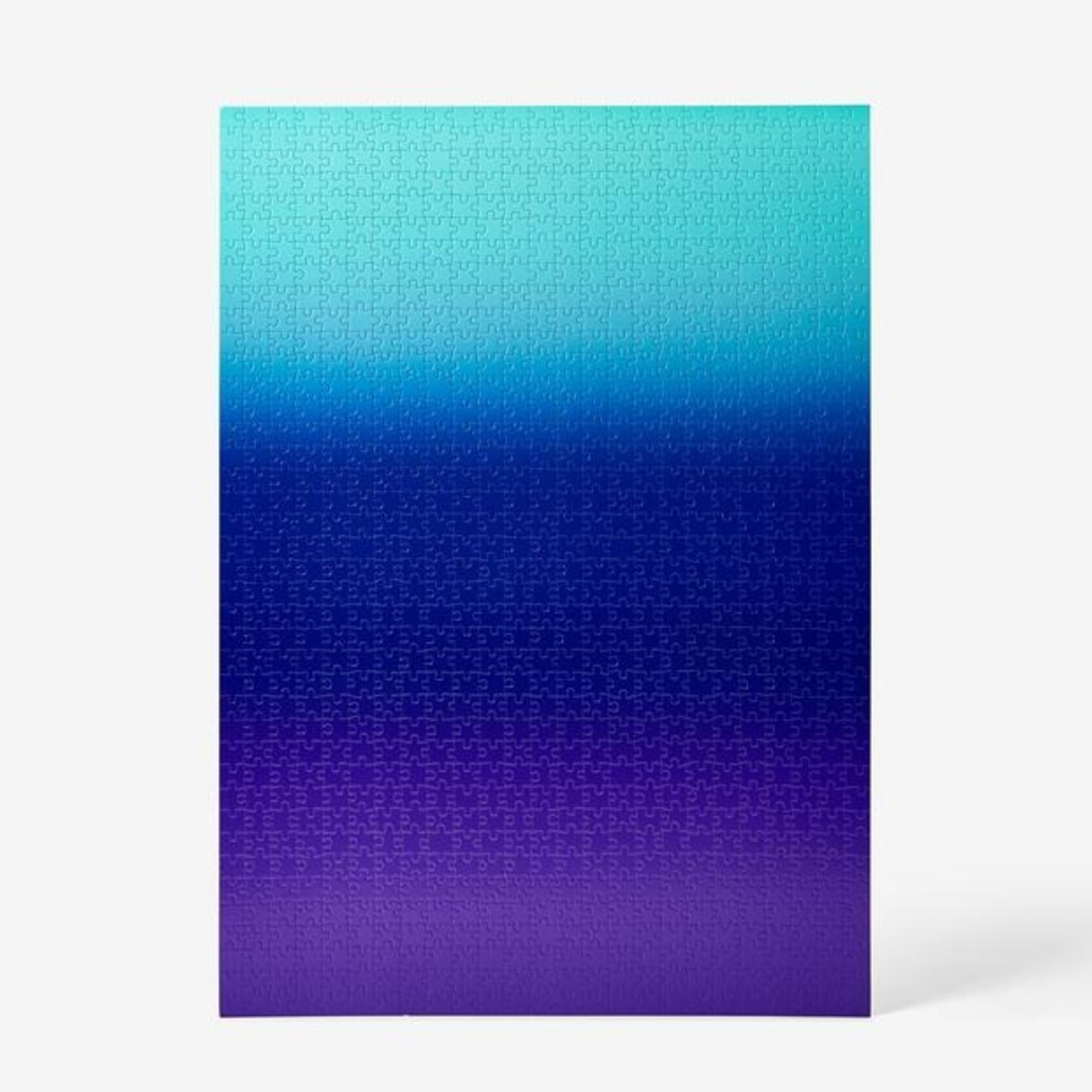 Areaware Areaware Gradient Puzzle Large Purple/Teal