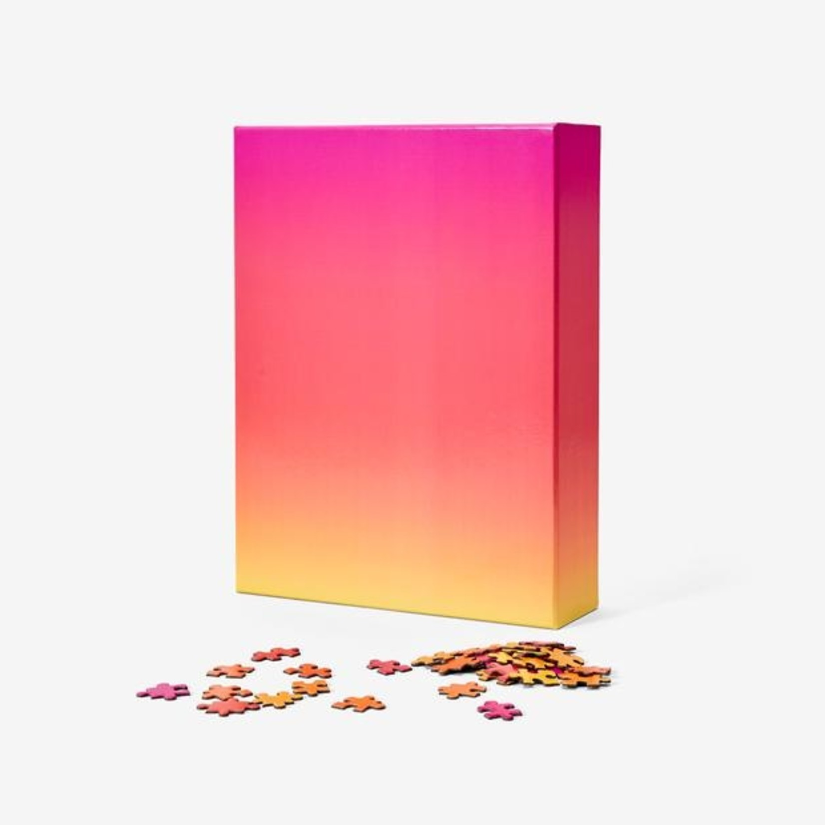Areaware Areaware Gradient Puzzle Large Pink/Yellow