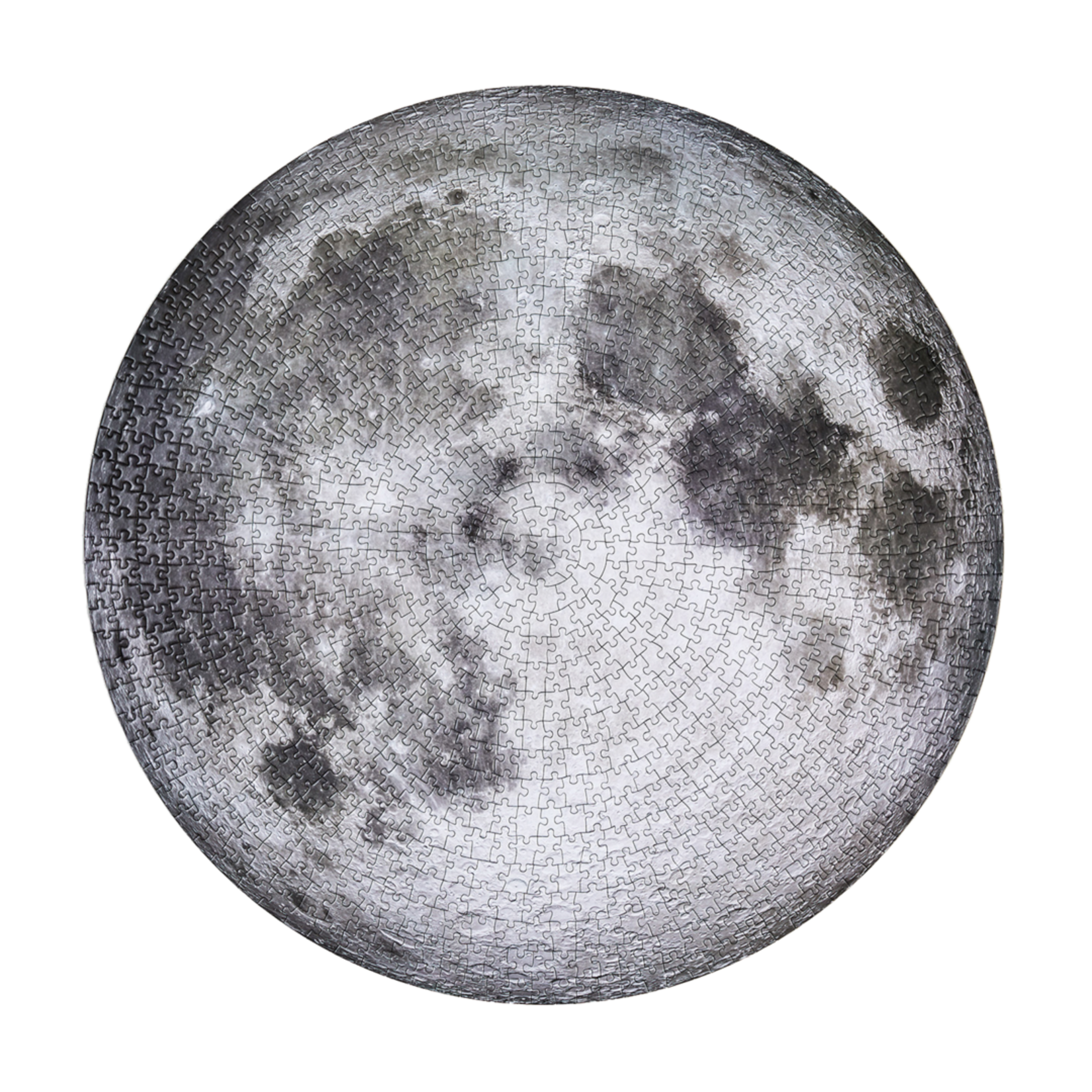 Four Point Puzzles Four Point Puzzles 1000 Piece  The Moon