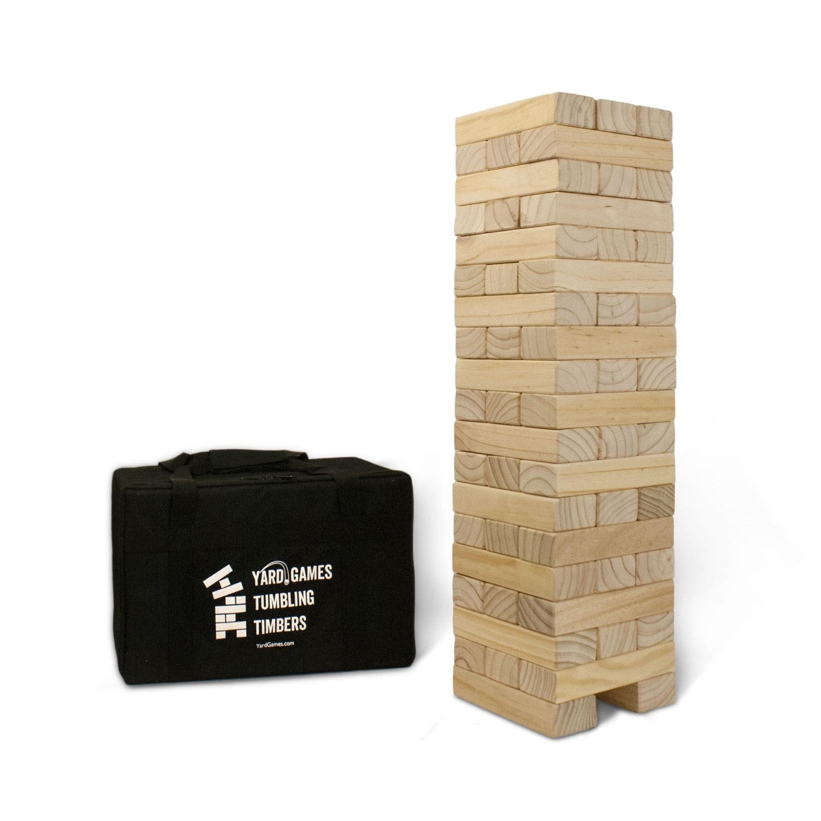 Yard Games Yard Games Giant Tumbling Timbers with Carrying Case