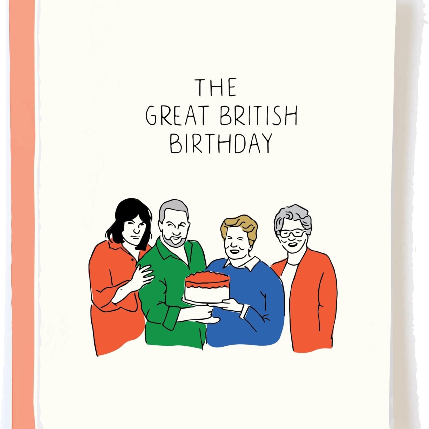 Pop + Paper Pop & Paper Great British Birthday